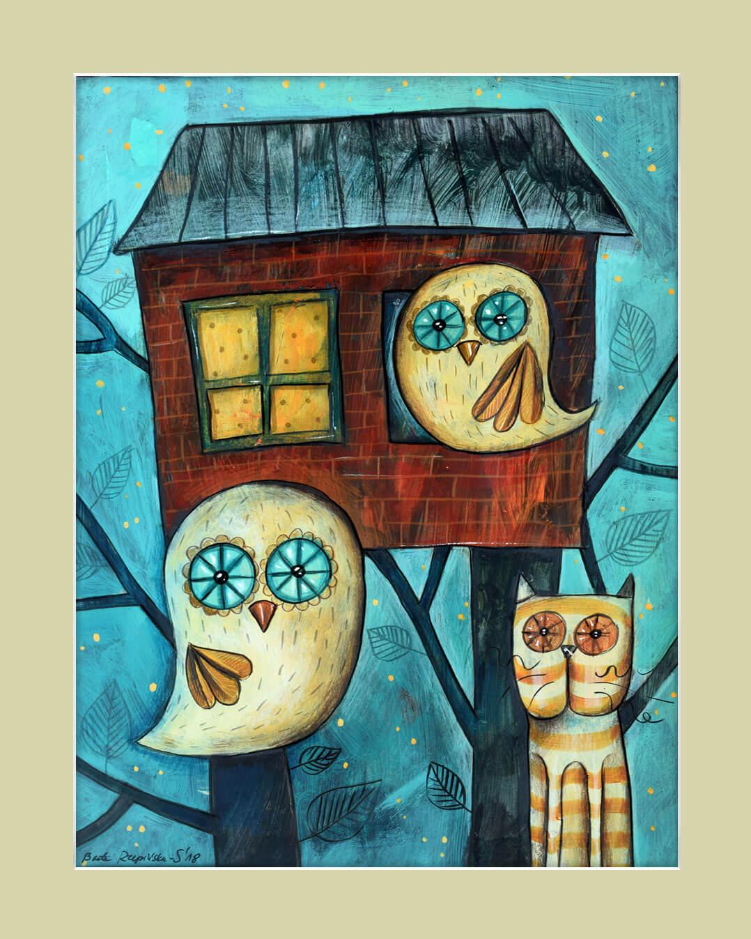 Sowi domek
