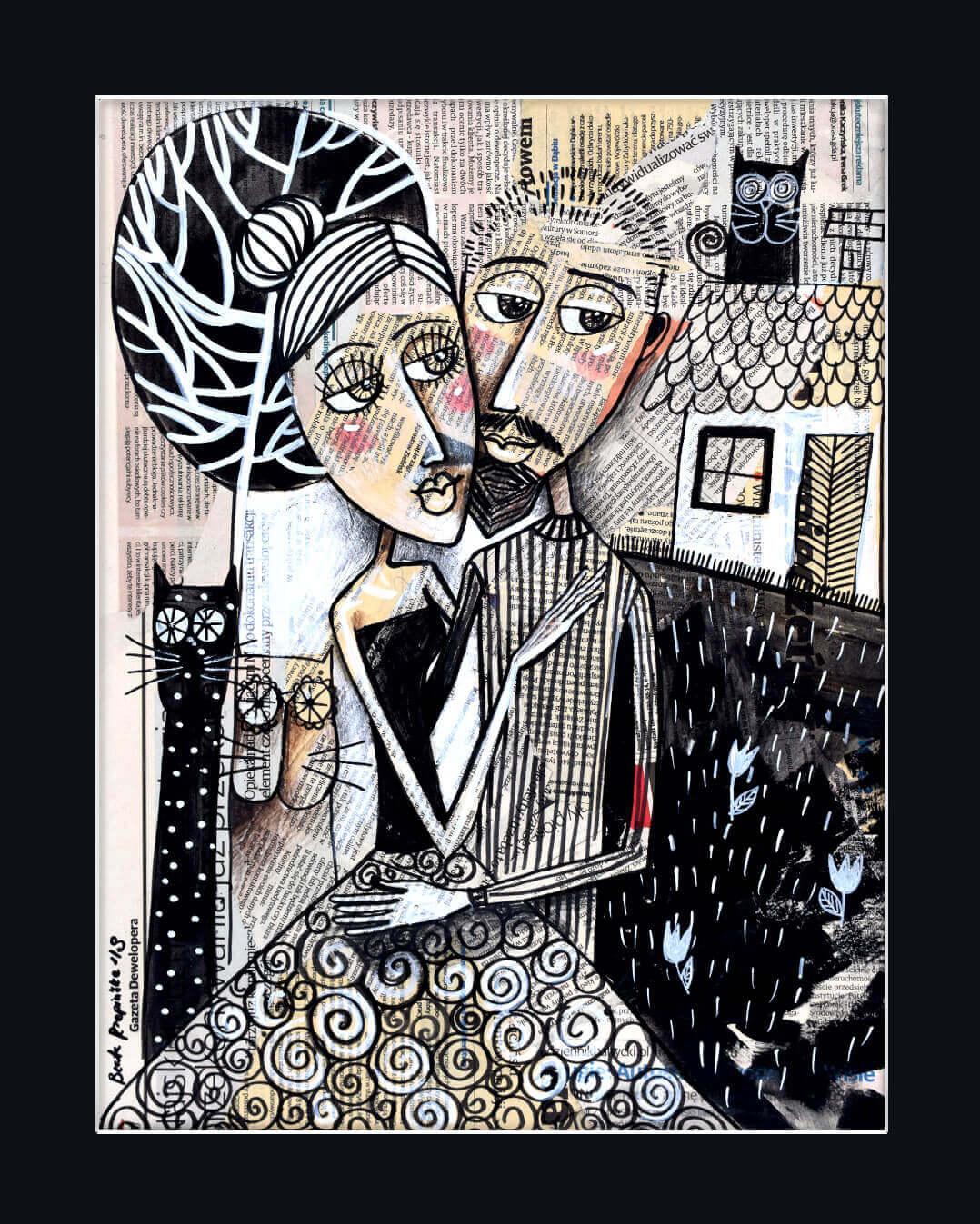 Black&white lovers